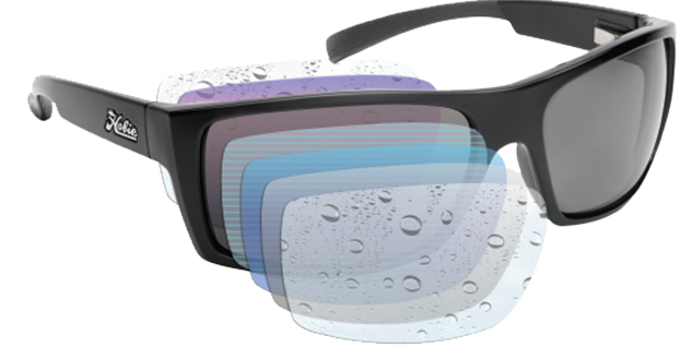 polarised hydro glass collection lens with 360 technology