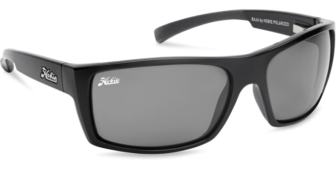 Hobie Polarized Sunglasses Baja 000005 Grey Glass Lens