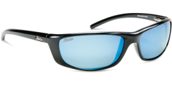 Hobie Polarized Sunglasses Cabo 000068 Blue Mirror Grey Sport Lens