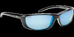 Hobie Polarized Sunglasses Cabo 000068 Blue Mirror Grey Sport Lens