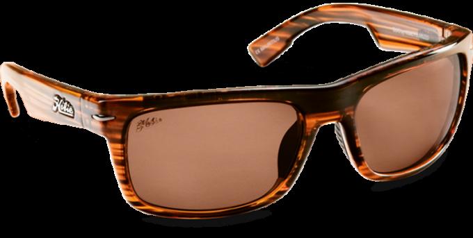 Hobie Polarized Sunglasses Olas 61PCP Copper Sport Lens