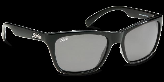 Hobie Polarized Sunglasses Woody 50GGY Grey Glass Lens