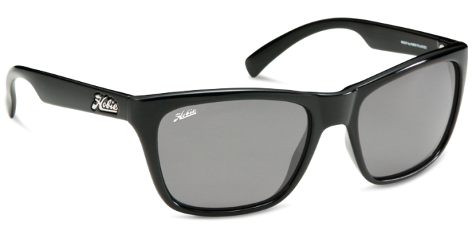 Hobie Polarized Sunglasses Woody 50PGY Grey Motion Lens