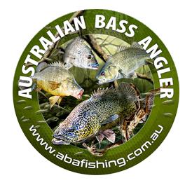 logo australia bass angler