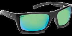 hobie polarized sunglasses baja 010139 green mirror sport lens