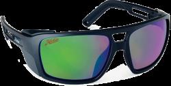 Hobie Polarized Sunglasses El Matador 010126 Sea Green Mirror Sport Lens